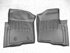 Ford duarable F150 Formed Weather Floor Mats TreadLiner tech, Front 2009-2014