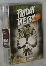 Friday the 13 Series Completo Temporada 1, 2, Sete cadaja de 3 DVD