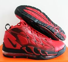 NIKE MEN AIR MAX PILLAR RED-BLACK SZ 9 [525226-600]