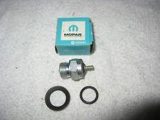 NOS Mopar 1962-68 Neutral Safety Switch