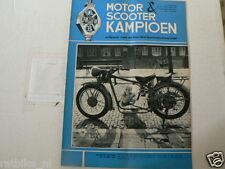 MSK5922 KNMV RIT 1959,STEMAN,OMMEREN,VESPA 125 PIAGGIO SCOOTER,DYNASTART,BIANCHI