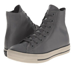 Converse Chuck Taylor® All Star® Rubber Hi, Men's 4, Women's 6   Gray