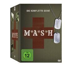 MASH Box Staffel 1-11 Komplette Serie NEU OVP 33 DVDs Komplettbox M*A*S*H