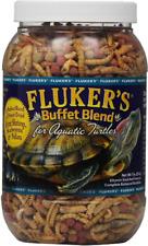 Turtle Food Buffet Blend Aquatic Reptile Worms Pellets Shrimp Vitamins Mineral