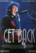 PAUL McCARTNEY  AND BAND - GET BACK - DVD