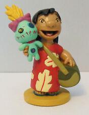 Disney Lilo and Stitch PVC Lilo with Scrump Figure