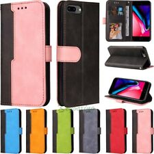 For iPhone 12 11 Pro Max XR SE 8 7 6s Plus Wallet Card Holder Leather Case Cover
