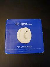 Samsung - SmartThings ADT Smoke Alarm (White) - Brand New!
