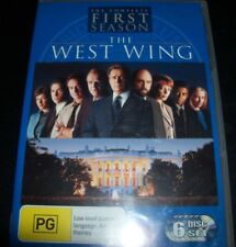 The West Wing The Complete First Season 1 (Australia Region 4) DVD – New