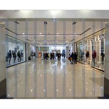 Strip Curtain Door Walk In 96L*84H Inch Door Room Cooler Restaurant Refrigeratio