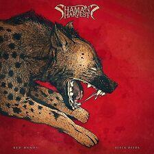 Shamans Harvest Red Hands Black Deeds CD 2017