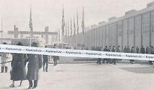 Wien - Internat. Herbstmesse - Messegelände - um 1939 - RAR  I 17-10