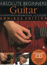 More details for guitar (absolute beginners): omnibus edition: bks.1 & 2,bennett & dick