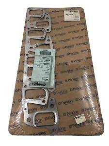 Genuine OEM Perkins 3681V012 Manifold Gasket