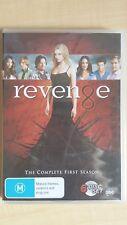 Revenge : Season 1 [6 DVD Set] NEW & SEALED, Region 4, FREE Next Day Post