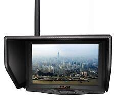"Brand Lilliput 329/W 5.8Ghz 7"" Lcd Monitor Wireless Fpv Ground Station 800x480P"