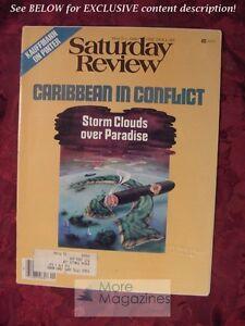 Saturday Review March 1 1980 CARIBBEAN CONFLICT CUBA LIBERTARIANS