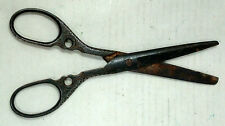 Victorian Antique Gothic Design Steel Scissors