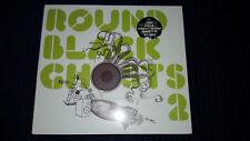 ROUND BLACK GHOSTS 2 Feat TRG, Pole, Scuba, ua Abstract/Minimal CD 13 Tracks NEU