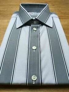 TURNBULL & ASSER Shirt,  UK:16.5, EU: 42,  RRP: £215!   NEW WITH TAGS