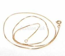 Yellow Gold Plated Stone Chain Costume Necklaces & Pendants