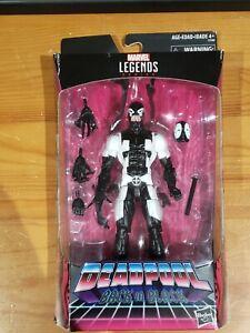 Marvel Legends DEADPOOL Back in Black action figure! Not Sealed
