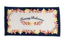 Tommy Bahama Beach Towel Julie Cay Island Floral Beach Towel Hawaii NEW