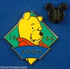 Winnie the Pooh Countdown to the Millennium #93 Diamond 1966 Oc Disney Pin # 398