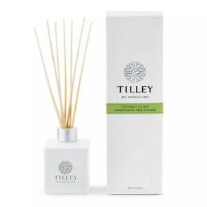 Tilley Reed Diffusers COCONUT &LIME 150ml Authentic