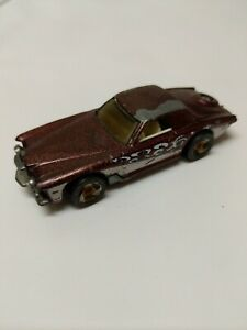 Hot Wheels Cadillac 1979 Burgundy Made in Malaysia