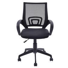 Ergonomic Mid-back Mesh Computer Office Chair Desk Task Task Swivel Black New