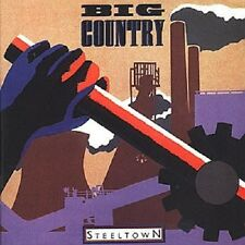 "Big Country ""Steeltown"" CD NUOVO"