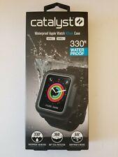 Catalyst Waterproof Case for Apple Watch 42mm series 3 & 2- Black