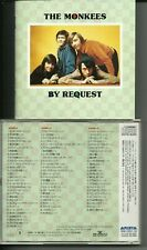THE MONKEES - BY REQUEST 3 X CD / BMG VICTOR JAPANESE IMPORT + 96 PAGE BOOKLET