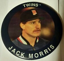 "MNT Minnesota Twins Atlanta Braves 3 "" pin back button 1991 World Series New!"
