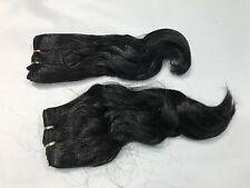 Goood Hair 7a Peruvian Virgin Hair Straight 4pcs/lots (2PACK, 8 TOTAL) (L92)