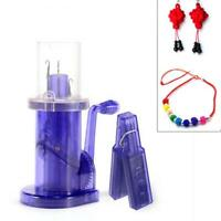 HS Caron Embellish-Knit Machine Maker Spool Knitter Wool Winder Handword Tool