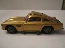VTG CORGI TOYS JAMES BOND ASTON MARTIN DB5 - GOLD - MADE IN ENGLAND - BN-4