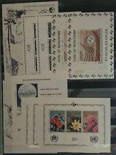 Belgique, België, 10 Blocs de timbres neufs MNH, bien