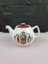 More details for rare langley mill / denby jamaica large tea pot 2.5 pints
