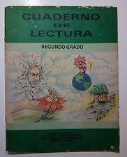 Cuaderno de lectura segundo grado - 1989 - Puerto Rico