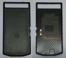 OEM, BlackBerry Porsche Design P'9982 P9982, Back Cover/Battery Door, Black, NEW