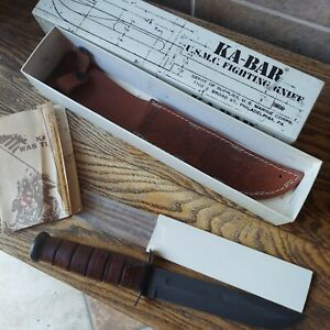 KA BAR - KNIFE - 1217