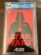 Star Wars Annual #4 CGC 9.4 John Tyler Christopher Variant Super Rare! Gorgeous!
