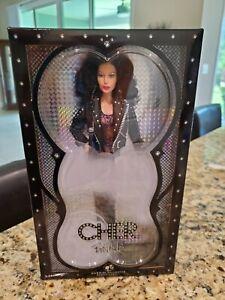 Mattel Bob Mackie 2007 Black Label Cher Turn Back Time Collectors Barbie ~NRFB