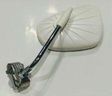 Lambretta Vespa legshield mirror Shell Metalplast new old stock