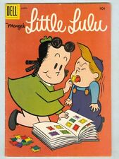 Marge's Little Lulu #105 March 1957 VG+ Stamp Collector cover