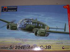1/72 Scale Kovozavody Prostejov Siebel Si 204E/Aero C-3B