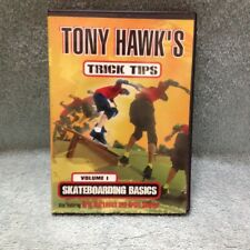 Tony Hawk's Trick Tips ,Skate Boarding Basics Volume One 2000