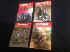 JAMPOT 4 MAGAZINES 2017 MATCHLESS & AJS OWNERS CLUB. CLASSIC VINTAGE MOTORCYCLE